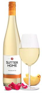 Sutter Home Moscato 750ml - Case of 12